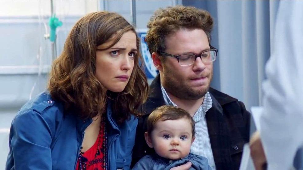 Pictures of pics seth rogen baby