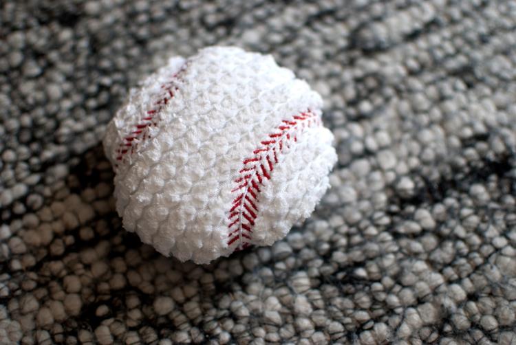 baseball rattle